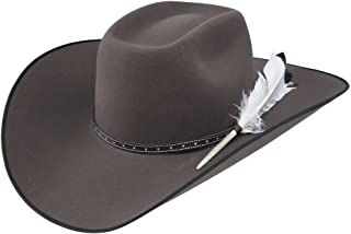 Mens 79 Phantom 4 1/4in Brim Felt Cowboy Hat