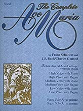 Best ave maria vocal sheet music Reviews