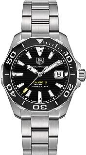 Tag Heuer Men's Aquaracer Calibre 5 Watch Automatic Sapphire Crystal