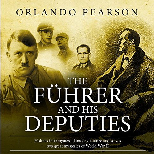 The Führer and His Deputies audiobook cover art