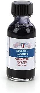 Alclad II Lacquers Gun Metal, 1oz, ALC120