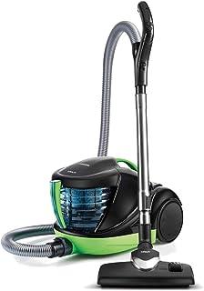 Polti Forzaspira Lecologico Allergy Turbo, 1700 W, 1 Liter, 80 Decibelios, Aluminio, plástico, Negro y Verde