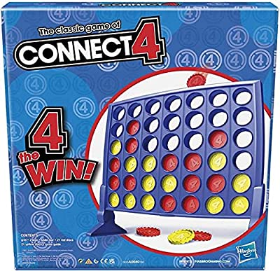 Strategy, Connect 4 Game, Limited Edition