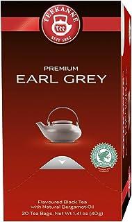 Teekanne Premium Earl Grey 20 Beutel, 5er Pack