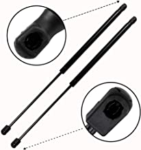 AUTOMUTO PM1029 Lift Supports Gas Struts Shocks Springs Replacement Fit for 2008-2013 Nissan Rogue 2014-2015 Nissan Rogue Select Rear Liftgate