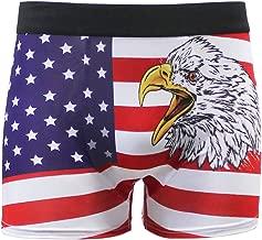 Cute Underwear for Men Funny Underwear for Men Novelty Boxer Briefs S-XL