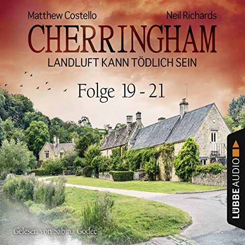 Cherringham - Landluft kann tödlich sein: Sammelband 7 (Cherringham 19-21) cover art