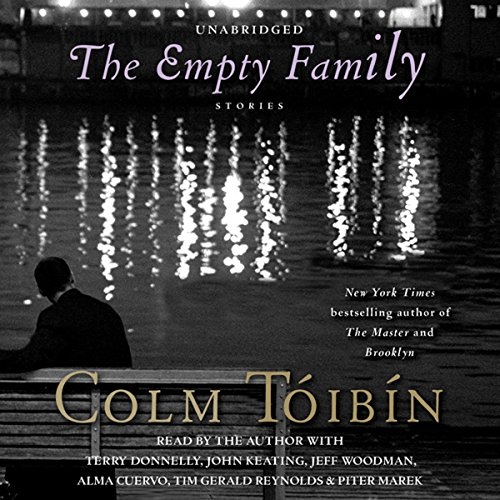 The Empty Family audiobook cover art