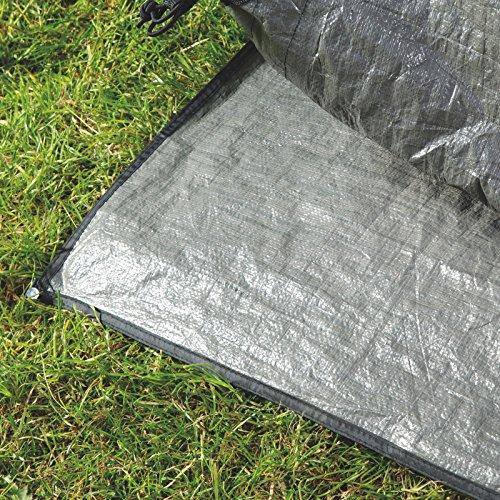 Outwell Footprint Tent Accessories Denver 6 grey 2017