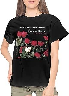 Womens T-Shirt Womans Short Sleeve Lightweight Tshirts