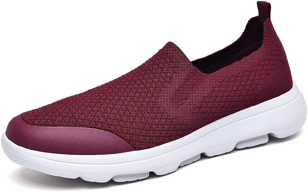 LANCROP 70% OFF Outlet Max 41% OFF Men's Slip On Loafer-Comfortable Deck Shoes Boat Walking