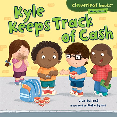 Kyle Keeps Track of Cash copertina