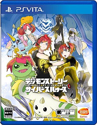 Digimon Story Cyber Sleuth [PSVita] [import Japonais]