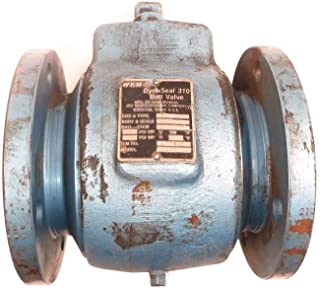 WKM 3F-B110 DYNASEAL 310 3 in Steel FLANGED Ball Valve D523953