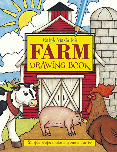 Ralph Masiello's Farm Drawing Book (Ralph Masiello's Drawing Books)