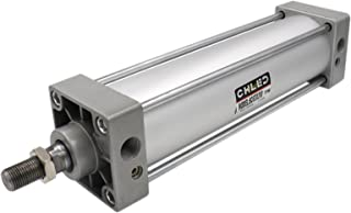single acting pneumatic cylinder working