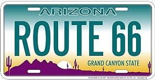 Signs 4 Fun SLMZR6 66 AZ Route License Plate