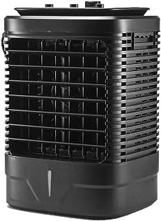 Ventilador de aire acondicionado Depósito De Agua De Gran Capacidad De 10 litros Ventilador De Refrigeración Portátil Enfriador De Humidificación Refrigeración De Agua Móvil Ventilador De Aire