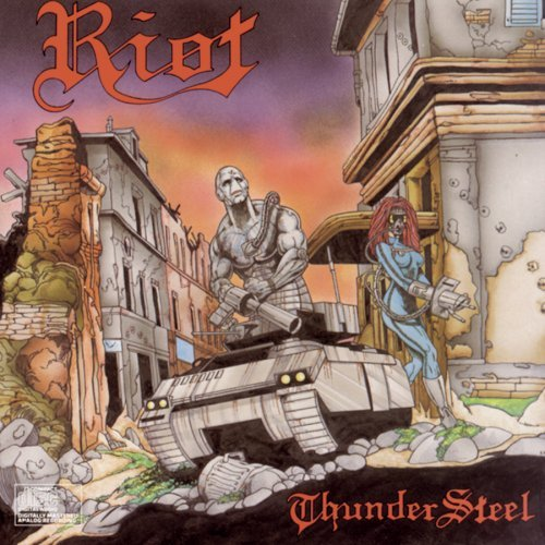 Thundersteel by Riot (2008-03-01)