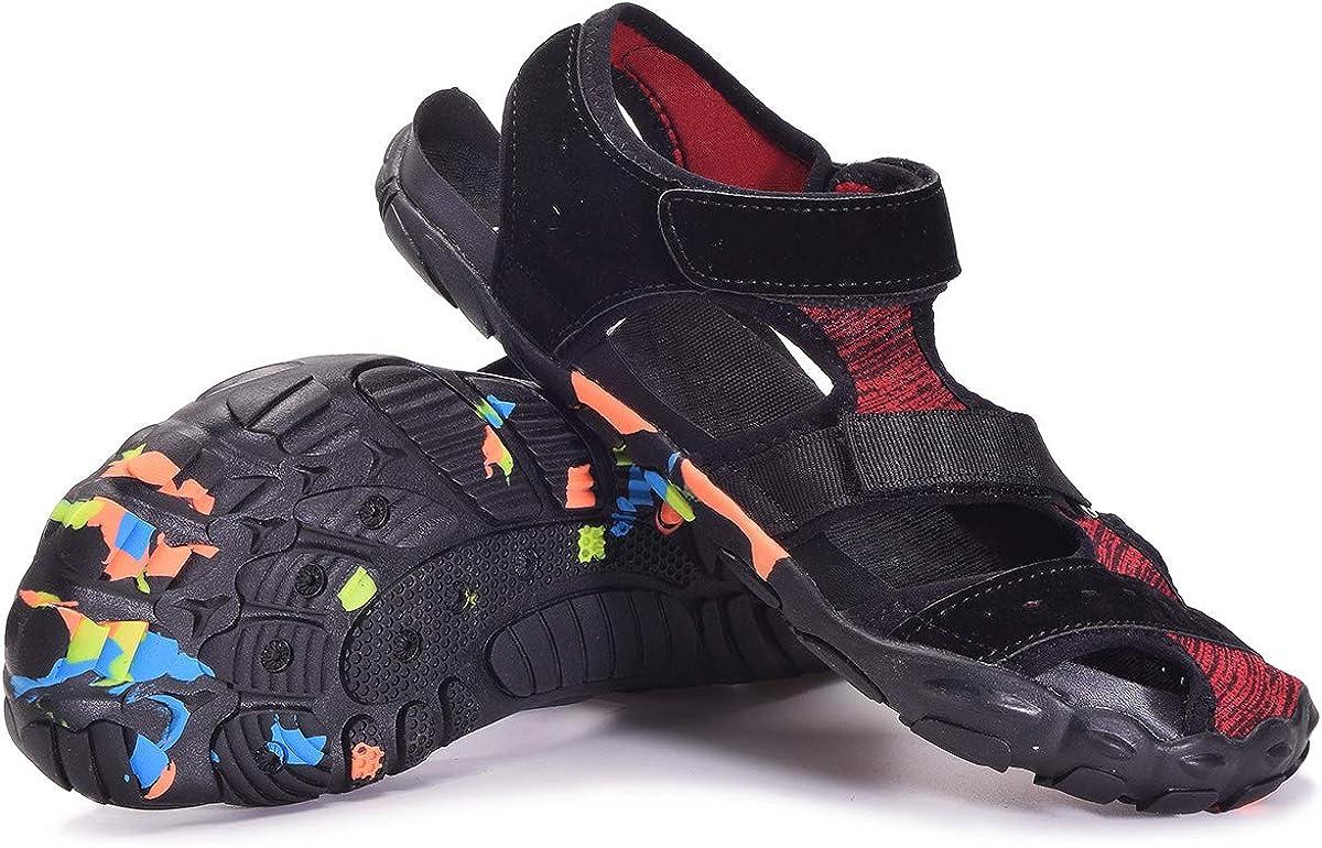 Gaatpot Sandalias de Playa de Unisex Verano Antideslizantes Senderismo Zapatillas Al aire libre Zapatos de Agua para Buceo 39-47 EU