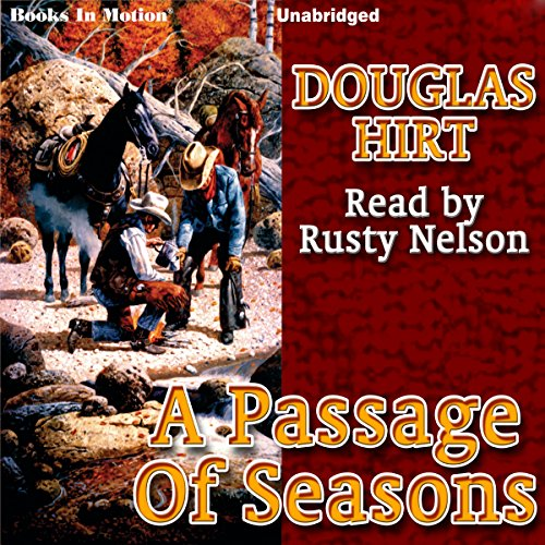 A Passage of Seasons audiobook cover art