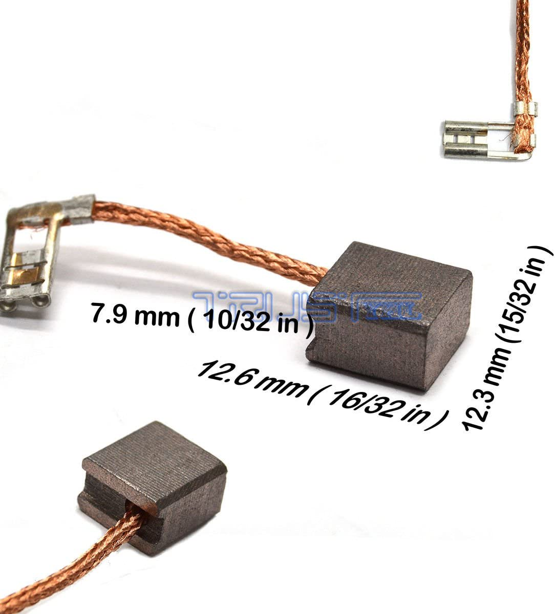 TE 72 te60 Carbon Brushes Charcoal Pencils Coals Motor Carbon For Hilti TE 60 te72