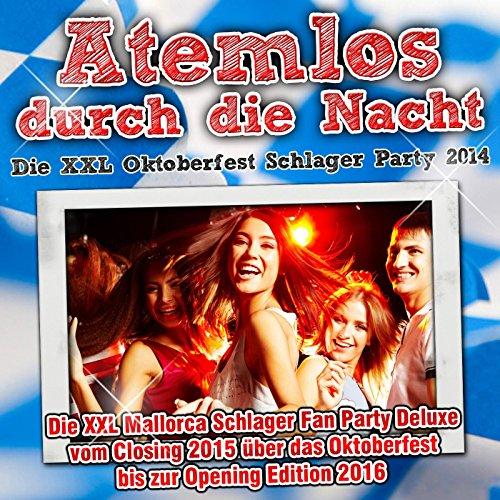 Party, Palmen, Weiber und ein Bier (Oktoberfest 2015)