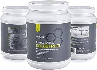 Pure Bovine Colostrum - TBR Labs - 200 Gram Premium Powder - Antibiotic & Hormone Free - USA Sourced - All Natural - 100% ...
