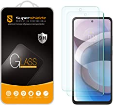 (2 Pack) Supershieldz Designed for Motorola (One 5G Ace) / One 5G UW Ace/Moto G 5G Tempered Glass Screen Protector, Anti S...