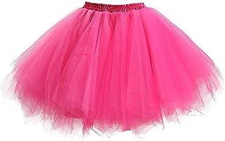 Xmiral Tutu Gonne Balletto di Tulle Sottoveste Bambini Ragazza Principessa Vestito da Ballo Petticoat Costume Danza