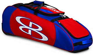 Boombah Spartan Rolling Baseball/Softball Bat Bag - 38