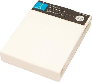 東京 西川 ボックスシーツ シングル 綿100% 日本製 ふわふわパイル フリーセレクション ベージュ PK00000062BE