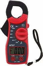 Cikuso MT87 31//2 Pinza Digitale AC//DC Voltmetro Tester con Pinza Amperometrica Multimetro Digitale Clamp Meter Con 25 Millimetri Apertura Delle Ganasce blu