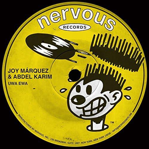 Joy Marquez & Abdel Karim