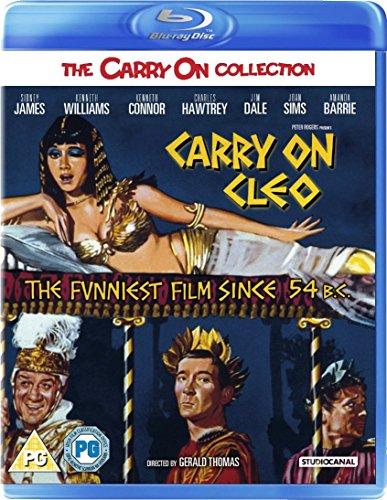 Carry On Cleo [Blu-ray]