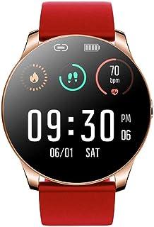 smartwatch Full Screen R33 inteligentne zegarki pulsometr monitor snu kobiety smartwatch mężczyźni sportowy tracker wodood...
