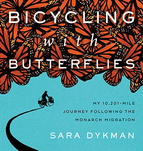 Bicycling with Butterflies cover art