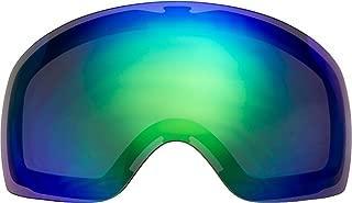 Zero Replacement Lenses for Oakley Flight Deck XM Snow Goggle