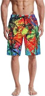 Pantalones Deporte Hombre Cortos Bañador De Verano para Hombre Gráfico Impreso En 3D Pantalones Cortos Casuales De Playa Atlética Moda Pantalon Corto Running Hombre Casual Pantalones De Pijama Hombre