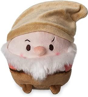 Disney Grumpy Scented Ufufy Plush Snow White and The Seven Dwarfs - Small 4.5
