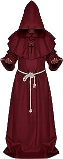 talla XL Fyasa 893343-txl disfraz de monje