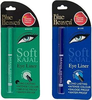 Blue Heaven Soft Kajal as Eye Liner