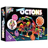 Galt Toys, Super Octons, Construction Toy, Ages 4 Years Plus