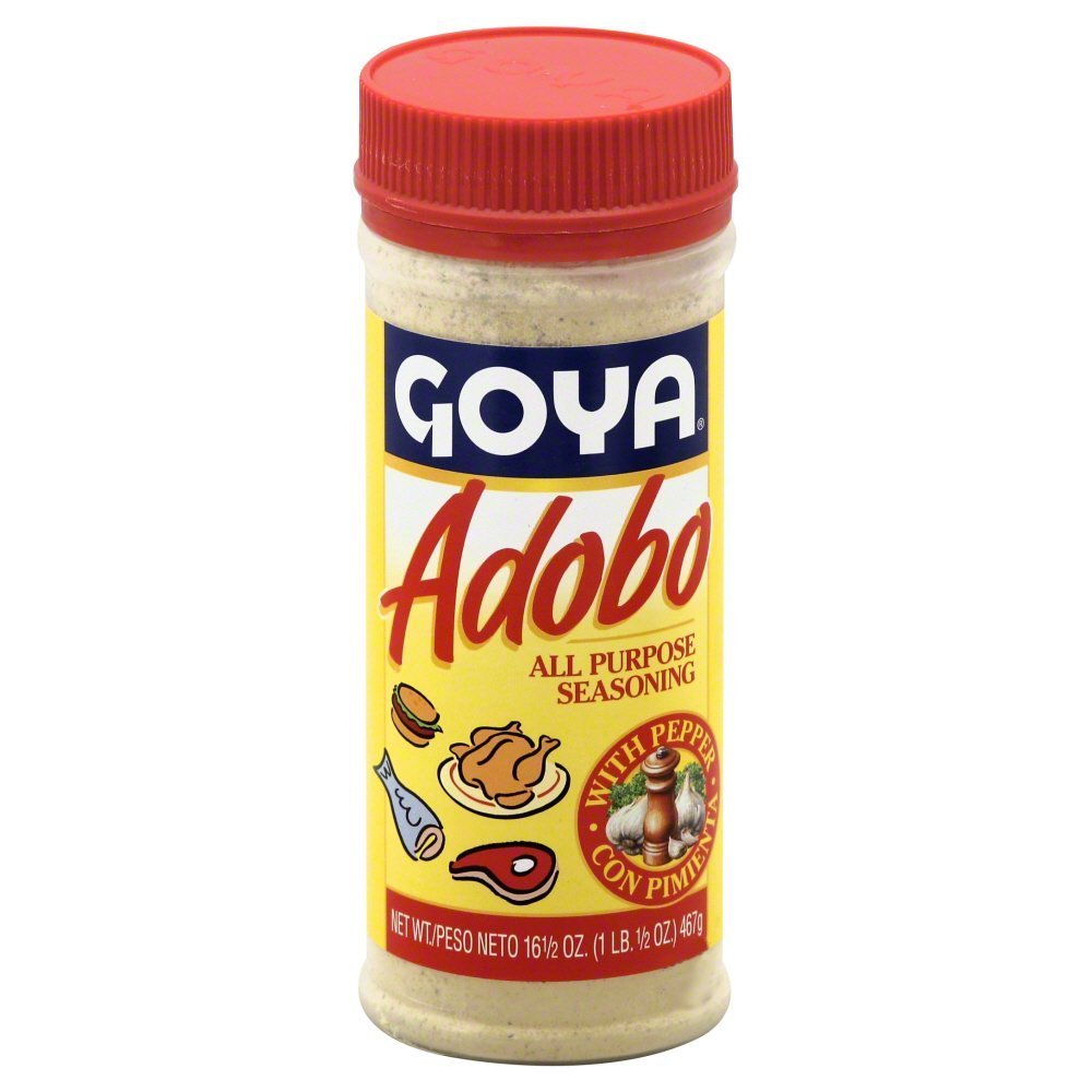 Goya Adobo with Pepper 16.5 Pack OZ of Ranking Popular standard integrated 1st place 4