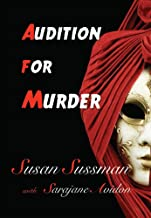 Audition for Murder (Morgan Taylor mysteries Book 1)