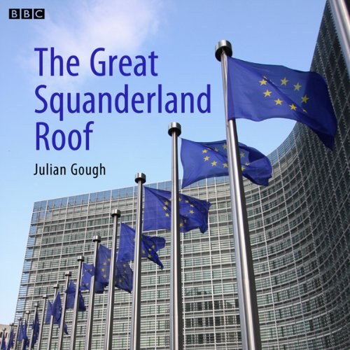 The Great Squanderland Roof cover art