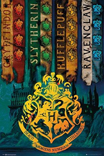 GB eye Ltd, Harry Potter Poster maxi 61 x 91,5 cm Papier, Diverse, 65 x 3,5 x 3,5 cm