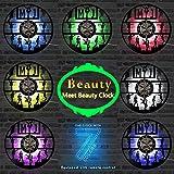 Zoom IMG-2 meet beauty orologio di parete