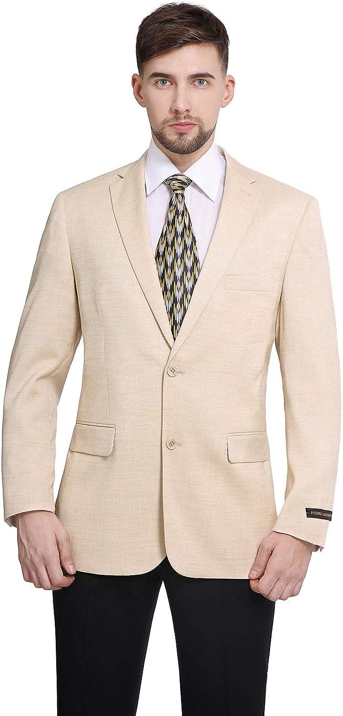 Super sale period limited trust Mens Suit Blazer Jacket Two Sports Button Stretch Coats