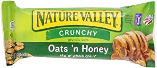 Nature's Valley Granola Bars, Crunchy Oats N Honey (100)